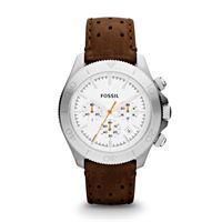 Fossil retro traveler ch2860 orologio uomo quarzo cronografo