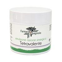 Farmacia Spagnolo linea anti-age tetravalente emulsione azione sinergica 50 ml