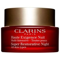 Clarins super restorative night - all skin types 50ml