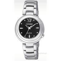 Citizen lady em0331-52e orologio donna eco drive solo tempo