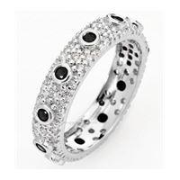 Amen rosarium anello arozbn-16 gioiello donna anello argento