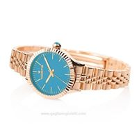 Hoops luxury gold 2560lga11 orologio donna quarzo solo tempo
