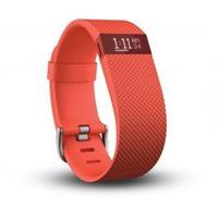 FitBit charge hr mandarino taglia l - braccialetto monitoraggio battito cardi. . .
