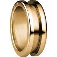 Bering anello esterno 520-20-83 gioiello unisex anello acciaio