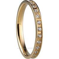 Bering anello interno 556-27-91 gioiello donna anello acciaio