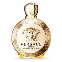 VERSACE profumo versace eros pour femme eau de parfum spray - donna 100 ml