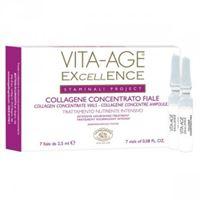 Ofi SpA Bottega di LungaVita vita age excellence collagene concentrato fiale 7 fiale da 2, 5 ml