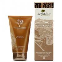 Arganiae solari argania crema solare protezione molto alta spf 50+ a base di olio di argan 150 ml