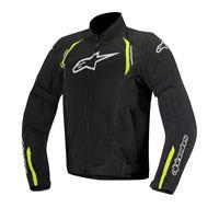 Alpinestars giacca moto Alpinestars ast air tx nero giallo fluo