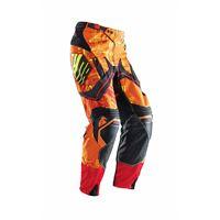 Thor pantaloni cross Thor flux block giallo rosso