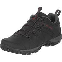 """Columbia peakfreakâ""""¢ venture waterproof, scarpe da trekking da uomo impermeabili, nero (black/gypsy), 41 eu"""