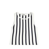 MILLY MINIS top in maglia a righe