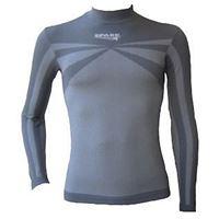 SPARK maglia intima in dryarn spark stelvio grigio scuro