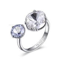 Brosway affinity bff37a gioiello donna anello acciaio
