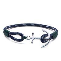 Tom hope southern green tm0100 gioiello unisex bracciale corda