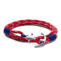 Tom hope arctic 3 tm0011 gioiello unisex bracciale corda