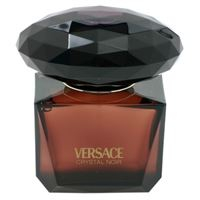 Versace crystal noir eau de toilette spray 50 ml donna
