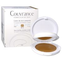AVENE (Pierre Fabre It. SpA) couvrance crema compatta colorata oil-free miele 4 10g avène