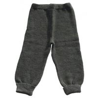 Reiff leggings baby in lana merino col. Grigio