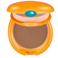 Shiseido bronze tanning compact foundation n spf 6 fondotinta 12g