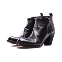 OFFICINE CREATIVE scarpe donna stivali nero OFFICINE CREATIVE
