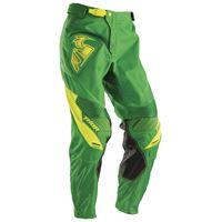 Thor pantaloni cross Thor core contro verde kelly giallo