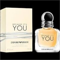 Emporio armani for her - because it's you