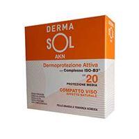 Dermasol-akn viso compatto 10g