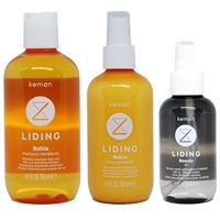 Kemon liding bahia hair & body shampoo 250ml + spray 200ml + beauty oil 100ml