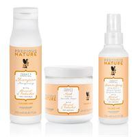 Alfaparf precious nature colored hair kit shampoo + mask + spray