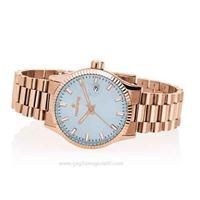 Hoops luxury l gold 2590lg04 orologio donna quarzo solo tempo
