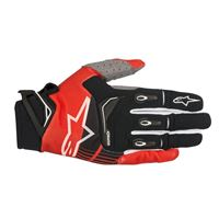 ALPINESTARS techstar glove - (black/red)