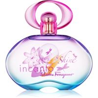 Salvatore Ferragamo incanto shine eau de toilette da donna 100 ml