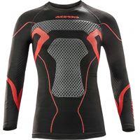Acerbis maglia intima tecnica Acerbis x-body winter nero rosso