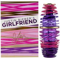 Justin Bieber girlfriend eau de parfum da donna 50 ml