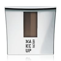 Make Up Factory Make Up Factory eye brow powder chocolate brown 04