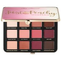 TOO FACED just peachy matte eye palette - palette di ombretti