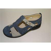Susimoda scarpa Susimoda linea walksan con plantare estraibile e cinturino