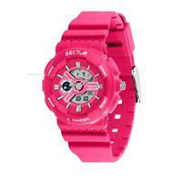 Sector ex 15 r3251515502 orologio donna quarzo analogico/digitale cronografo