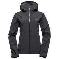 black-diamond giacche black-diamond stormline stretch rain shell