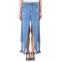GAëLLE Paris - gonne jeans