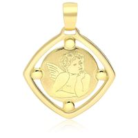 Ciondolo angelo oro giallo 803321714895