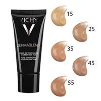 Vichy Make-up linea trucco dermablend fondotinta correttore fluido 30 ml 30