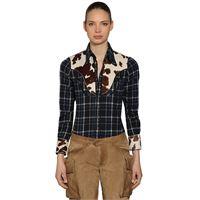 DSQUARED2 camicia in cotone
