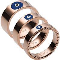 Emporio Armani anello donna gioielli Emporio Armani; Egs2528221503