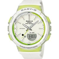 Casio baby-g bgs-100 bgs-100-7a2er orologio uomo quarzo analogico/digitale cronografo