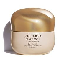 Shiseido trattamenti viso benefiance nutriperfect day cream