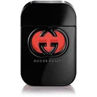 Gucci - guilty black pour femme eau de toilette, 30 ml