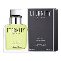 Calvin Klein eternity dopobarba 100 ml uomo