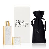 By Kilian travel spray gold and white